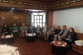 مركز بحوث البيئة يشارك  كجهة داعمة في فعاليات المؤتمر الدولي الذي أقامته الجمعية العراقية للادارة