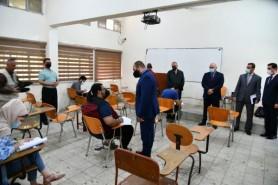 Al-Gabban Inspect In-Person Examinations
