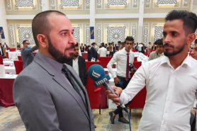 Al-Ghabban participates in the annual conference of the Hamm student